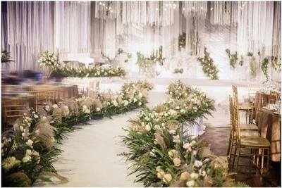 罗曼婚礼现场实拍